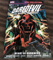 RARE SALE  Daredevil Epic Collection Heart of Darkness Volume 14 TPB OOP