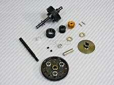 For AXIAL WRAITH Poison Spyder All Metal GEARS For OEM Gear Box Transmission