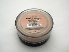 BARE ESCENTUALS bareMinerals Foundation * MEDIUM C25 * 8g Click Lock Go ~ NEW ~