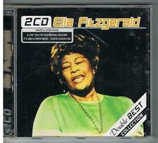 ELLA FITZGERALD - DOUBLE BEST COLLECTION - AZZURRA MUSIC 2006 - 2 CD