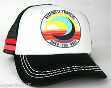 Roxy Snapback Cap Dig This Keeping It Tropical Since 1990 Roxy Hat Beach Surf