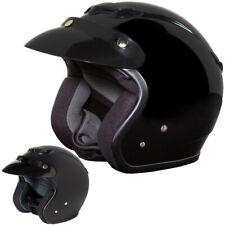 Fulmer 359 Oasis Mens Street Riding DOT Cruising 3/4 Open Face Motorcycle Helmet