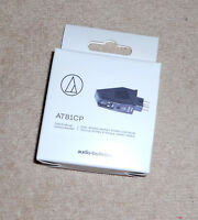 Audio Technica AT81CP P-Mount Cartridge in Retail Packaging - Brand New IN USA