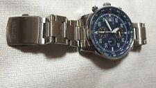 CITIZEN Eco-Drive Herrenchronograph CA0690-88L blaues Zifferblatt