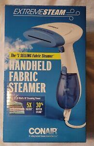 Conair GS237X Extreme Steam Fabric Steamer Handheld Fabric Steamer