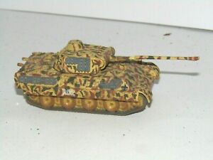 WWII CORGI FIGHTING MACHINES NORMANDY PANTHER TANK SLIGHT FAULT SEE DESC