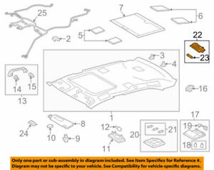 81360-50150-A1 Toyota Lamp assy, spot 8136050150A1, New Genuine OEM Part