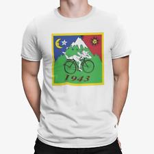 Brumeuse 1966 T Shirt San Francisco LSD acide Hippy Festival Peace Love Noir