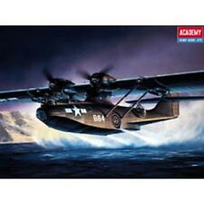 ACADEMY MODELS 1/72 PBY5A Black Cat Aircraft  ACD12487