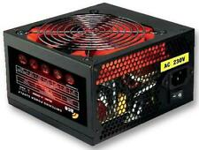 PSU, 550W BLACK ATX & RED FAN, ACE, INPUT VOLTAGE VAC 230V AC, 6OUTPUTS, FOR ACE