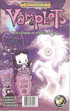 HCF  Vamplets The Legend of the Ghost  Pony  #1    (MLP Creator) Middleton
