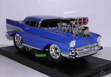 Muscle Machines 1957 Chevrolet 57 Chevy Bel Air LIMITED COSTCO RELEASE 1/5800
