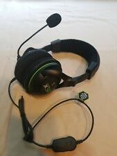 Turtle Beach Ear Force X32 Black/Green Headband Headsets for Microsoft Xbox 360