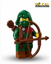 LEGO MINIFIGURES SERIES 16 71013 Rogue