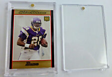 """2007  Adrian Peterson Bowman Chrome """"GOLD"""" Parallel ROOKIE Card # 126"""