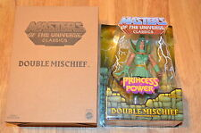 Mattel MOTUC Masters Of The Universe Classics DOUBLE MISCHIEF Collector Figure