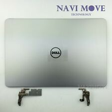 New Dell Inspiron 15 7537 LCD BACK COVER LID W/ HINGES 7K2ND 07K2ND 60.47L03.012