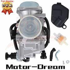 ATV CARBURETOR FOR 2000-2006 2005 HONDA RANCHER 350 TRX350ES/FE/FMTE/TM CARB NEW