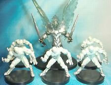 Dungeons & Dragons Miniatures Lot  Angel of Retribution Astral Construct   s114