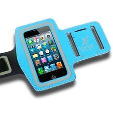 Fundas y carcasas brazaletes azules para teléfonos móviles y PDAs Universal
