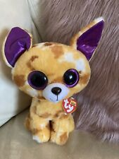 TY Boo Buddy - Pablo the Dog.  New.  P&P incl.
