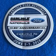 Carlisle Ford Nationals 20th Anniversary Decal Year 2015