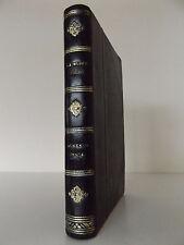 1920 LA MUJER FACIL Novela by Alberto Insua SPANISH Full Calf Binding