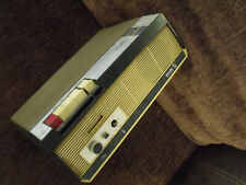 """Vintage Philips """"Automatic"""" Reel To Reel Tape Recorder for sares or repair"""