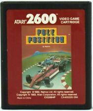 Atari 2600 game Pole Position Redlabel cartridge
