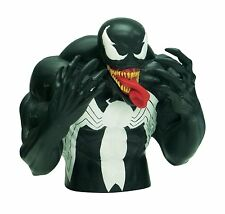 Marvel Venom Bust Bank Monogram Eddie Brock Spiderman Money Bank
