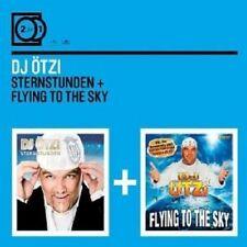 """DJ ÖTZI """"STERNSTUNDE/FLYING TO THE SKY"""" 2 CD NEU"""