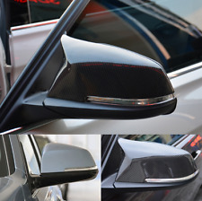 For BMW 2013-2015 / 7 Series Replace M3 CARBON FIBER SIDE MIRROR COVER CAPS