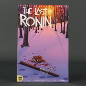 TMNT THE LAST RONIN #4 1st ptg IDW Comics 2021 JUN210489 Turtles (CA) Escorza