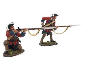 John Jenkins RRB60-15 60th (Royal American) Regiment of Foot Skirmishing