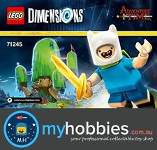 Lego Dimensions Level Pack 71245 Adventure Time Finn Minifigure