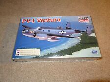 Minicraft PV-1 Ventura Bomber Plane 1:72 Scale Model Kit MISB Sealed 2010