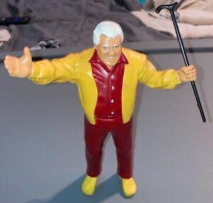 1986 LJN Classy Freddie Blassie figure w/cane accessory-WWF-higher grade figure