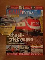 Bahn EXTRA, edicicón 2/2017. con DVD