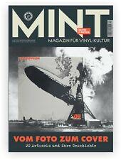 "Mint Magazin für Vinyl-Kultur Nr.27 April 4/19 ""Vom Foto zum Cover"" 2019"