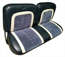 Ford SuperCab F-Series Deluxe Lariat Seat Upholstery for Front Bench 1973-1979