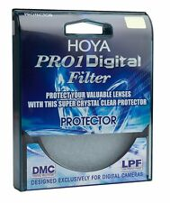 Hoya 62mm Pro 1 Digital Protector DMC LPF Filter Pro 1D Multi-Coating ~ Genuine