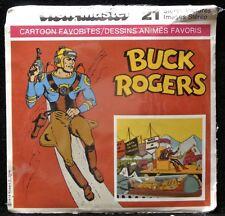 Vintage GAF VIEW MASTER - Cartoon Fav. 'BUCK ROGERS' 1978 - Unopened & Sealed