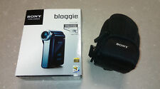 Sony Bloggie MHS-CM5 Full HD(1080) Picture & Video Camera + LOTS OF EXTRAS