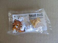 331J Small Dog Electronics Laïka 2 Chiens Figurine Jouet