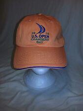 Usga Member Golf Chambers Bay 2015 Orange Hat Cap