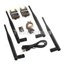 2pcs RFD 900MHz+ Ultra Long Range Radio Telemetry Modem w FTDI & Antenna apm pix