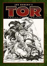 Joe Kubert's Tor  Artist's Edition  HARDCOVER Joe Kubert HC NIB  IDW
