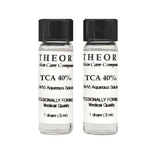 40% Medium Depth Chemical Peel  2-1 DRAM Peel