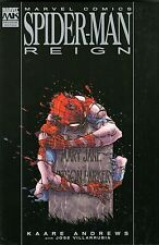 Spider-Man: Reign Collected #1-4! Marvel Knights Hardcover Marvel Comics NM