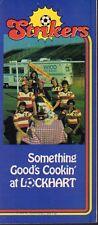 1983 Fort Lauderdale Strikers Soccer Brochure Schedule jhc